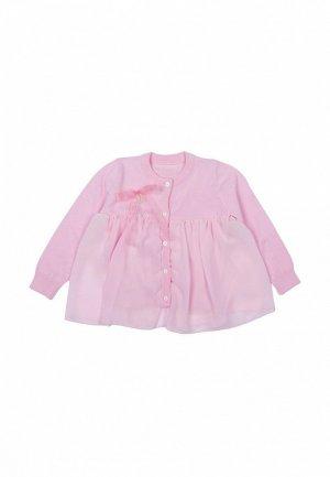 Кардиган Born. Цвет: розовый