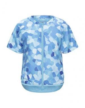 Куртка BOMBOOGIE. Цвет: лазурный