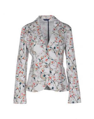 Пиджак MASON'S. Цвет: слоновая кость