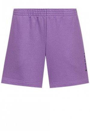 Шорты ELYTS. Цвет: фиолетовый
