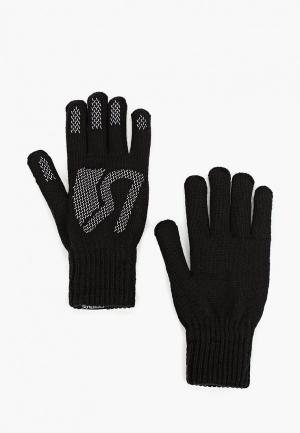 Перчатки Regatta Brevis Gloves. Цвет: черный