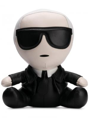 Кукла K/Ikonik Karl Lagerfeld. Цвет: черный