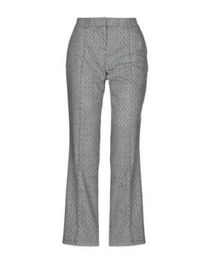 Повседневные брюки AIGNER. Цвет: черный