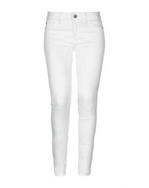 Повседневные брюки DL1961. Цвет: белый