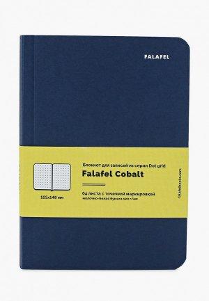 Блокнот Falafel. Цвет: синий
