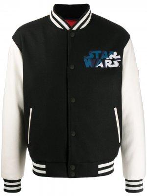 Куртка-бомбер Star Wars Etro. Цвет: черный