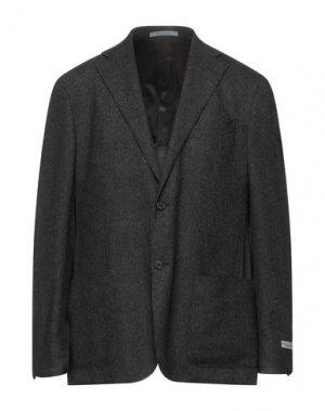 Пиджак NINO DANIELI. Цвет: стальной серый
