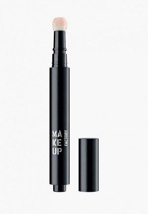 Консилер Make Up Factory т.10 светлый фарфор, 2.5 мл. Цвет: бежевый