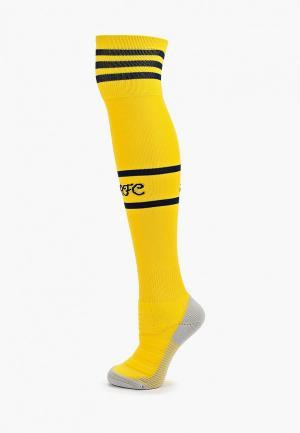Гетры adidas AFC A SO. Цвет: желтый