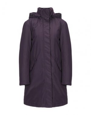 Пальто AT.P.CO. Цвет: баклажанный