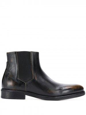 Ботинки челси Denzel Golden Goose. Цвет: черный