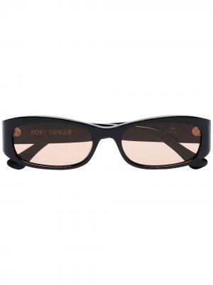 Солнцезащитные очки Leila Port Tanger. Цвет: черный