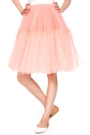 Юбка Glamorous. Цвет: dusty pink