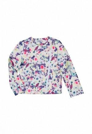 Куртка Born. Цвет: разноцветный