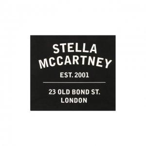 Хлопковая бандана Stella McCartney. Цвет: чёрный