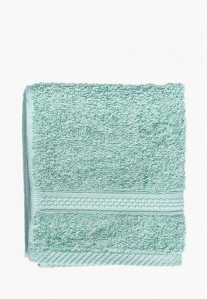 Полотенце Arya home collection Miranda Soft. Цвет: зеленый