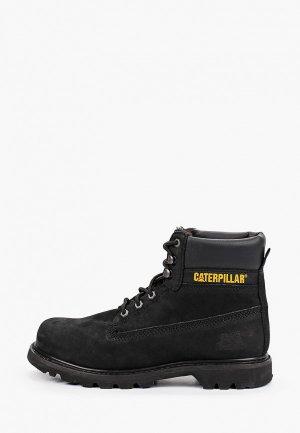 Ботинки Caterpillar COLORADO FUR. Цвет: черный