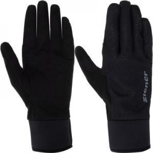 Перчатки Udilo, размер 9 Ziener. Цвет: черный