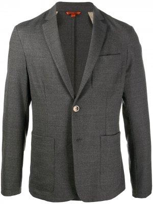 Пиджак на пуговицах Barena. Цвет: серый