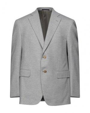 Пиджак PAL ZILERI. Цвет: светло-серый