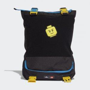 Сумка-трансформер x LEGO® Baumhaus adidas. Цвет: черный