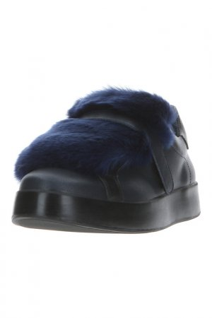 Туфли Grand Style. Цвет: синий