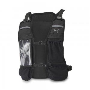 Жилет для бега PR Running Vest PUMA. Цвет: черный