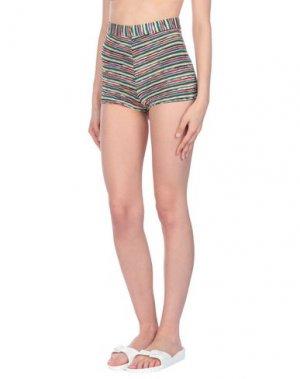 Пляжные брюки и шорты MISSONI MARE. Цвет: оранжевый