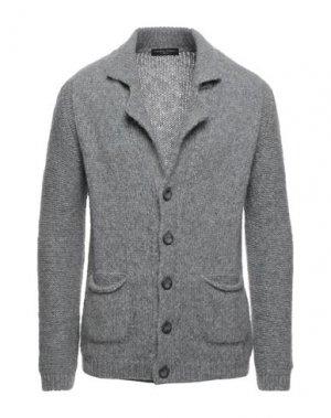 Пиджак DANIELE FIESOLI. Цвет: светло-серый