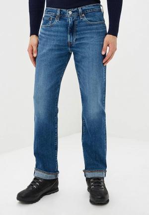Джинсы Levis® Levi's® 514™ Straight fit. Цвет: голубой