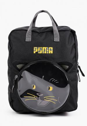 Рюкзак PUMA Animals Backpack. Цвет: черный