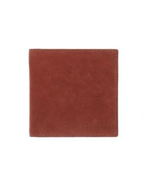 Бумажник BROOKSFIELD. Цвет: какао