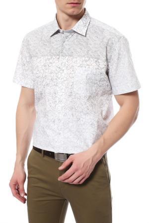 Рубашка Pal Zileri. Цвет: серый