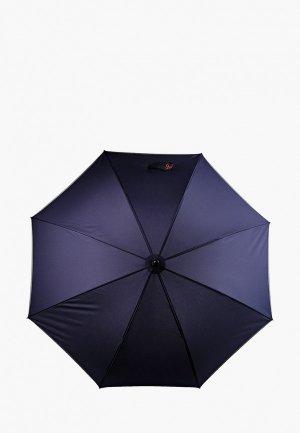 Зонт-трость Swims Umbrella Long. Цвет: синий