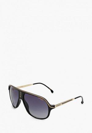 Очки солнцезащитные Carrera SAFARI65 807. Цвет: черный