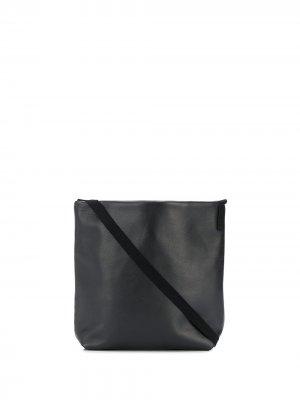 Маленькая сумка на плечо Ann Demeulemeester. Цвет: черный