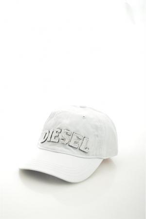Бейсболка Diesel. Цвет: белый