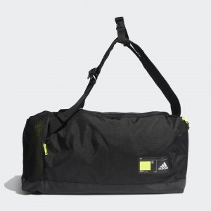 Спортивная сумка 4ATHLTS ID Performance adidas. Цвет: черный