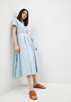 Платье Beatrice.B. Цвет: голубой