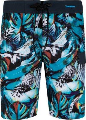 Шорты пляжные мужские , размер 52 Termit. Цвет: синий