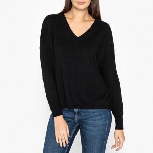 Пуловер кашемировый с V-образным вырезом LA BRAND BOUTIQUE COLLECTION