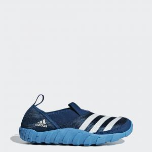 Коралловые тапочки Jawpaw Performance adidas. Цвет: белый