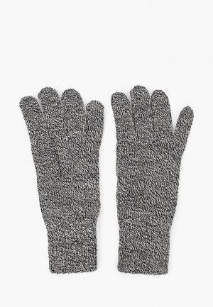 Перчатки Gulliver. Цвет: серый