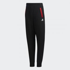 Брюки CNY Performance adidas. Цвет: черный