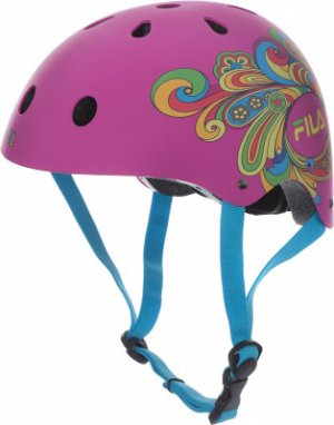 Шлем детский Bella Fila. Цвет: розовый