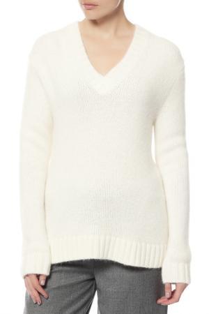 Пуловер Calvin Klein. Цвет: белый