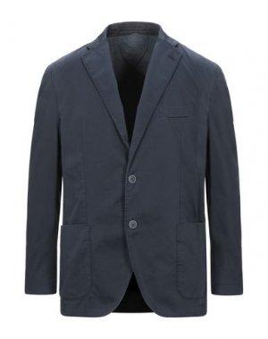 Пиджак SANREMO. Цвет: темно-синий