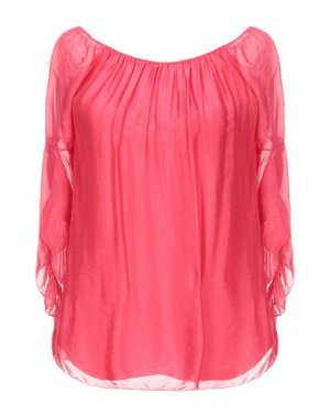 Блузка B.YU. Цвет: фуксия