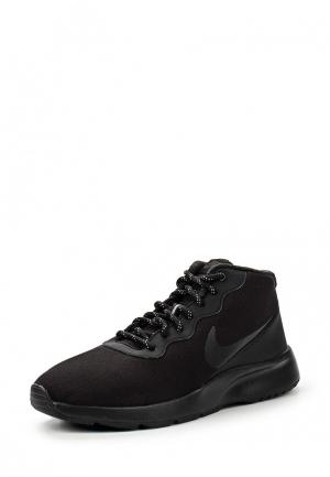 Кроссовки Nike MENS TANJUN CHUKKA. Цвет: черный