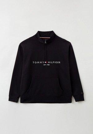 Олимпийка Tommy Hilfiger. Цвет: черный